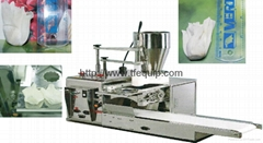 Semi-automatic Wonton Machine