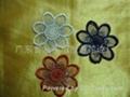 多色刺繡花邊 5
