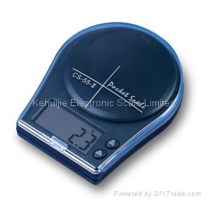 Model CS-55-II Electronic Pocket Scale 1