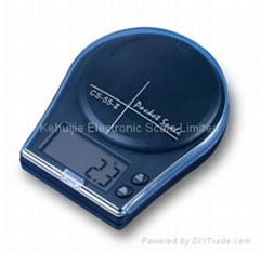 Model CS-55-II Electronic Pocket Scale