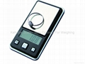 Model CS-Y Electronic Pocket Scale