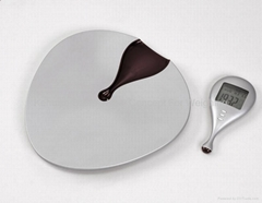 Model CS-100H Infrared Electronic Scale