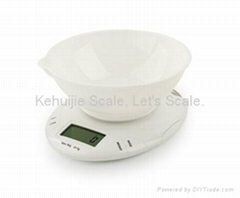 Model CS-92-III Electronic Diet Scale