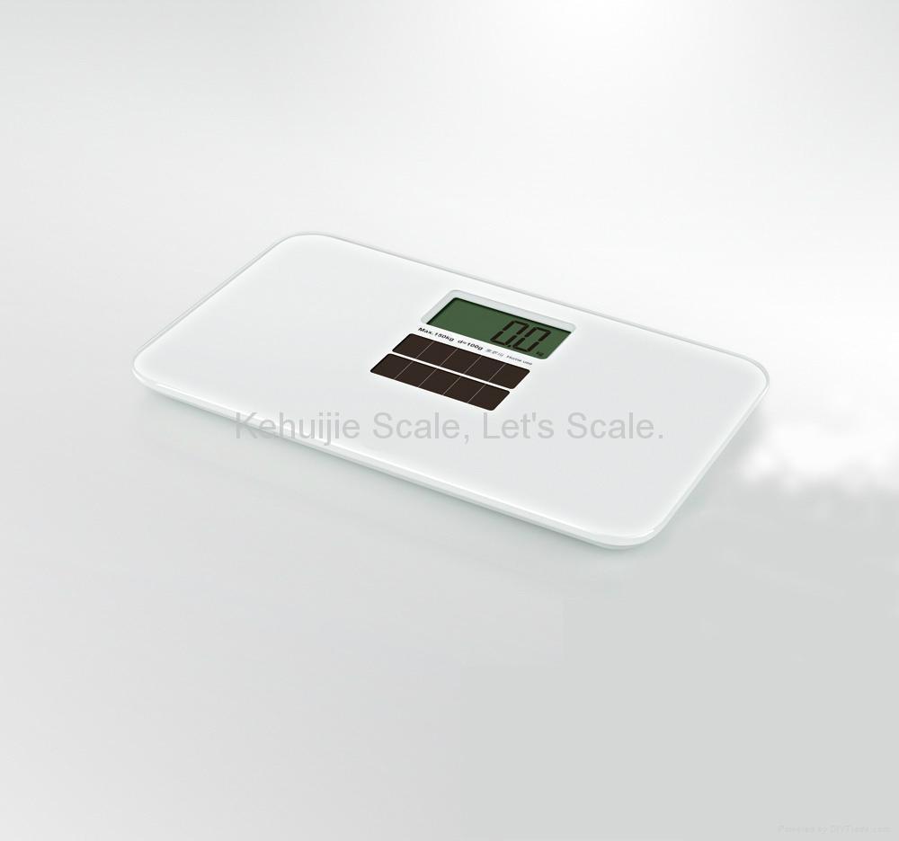 CS-100T型电子秤(太阳能电池) 1