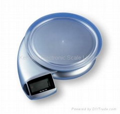 Model CS-98 Electronic Kitchen Scale