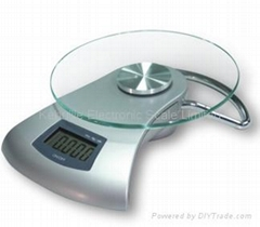 Model CS-96 Electronic Kitchen Scale