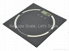 Model CS-107-III Electronic Body Fat & Water Scale
