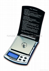 Model CS-81 Electronic Pocket Scale