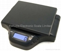 Model CS-A2 Electronic Postal Scale