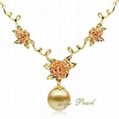 Hotsale Fashion Southsea Pearl Necklace 1