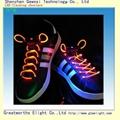 Lighting LED shoelace