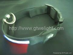 LED pet collar dogs lighting collars