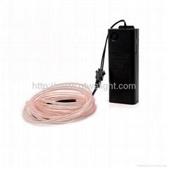 EL Wire, Neon WIre+battery + 3 Meter EL Wire manufacture