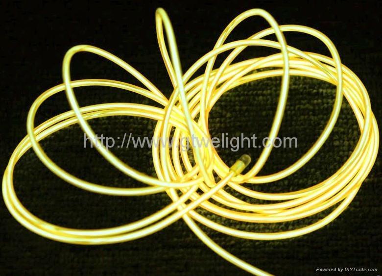 El Wire Roll 100meter 220v El Manufacture For Car Dance