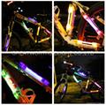 自行山地车灯配件风火轮警示安全灯车尾灯青蛙灯单车装备 辐条灯 3