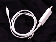 EL Light up Visible Sync Cable