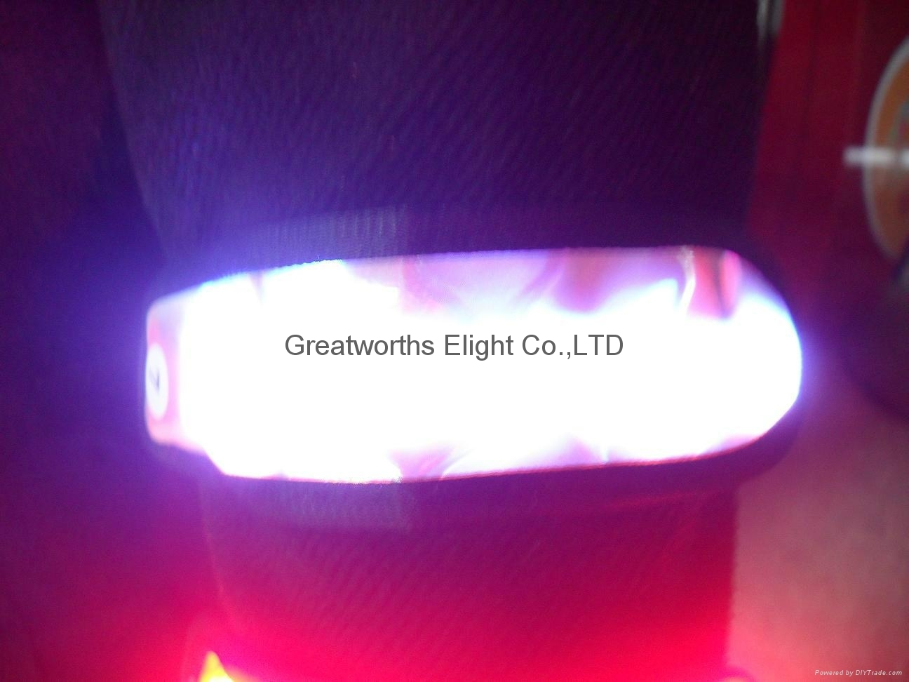 led armband el and led lighting product hot sales wholesales
