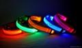 LED宠物项圈发光狗项圈猫项圈
