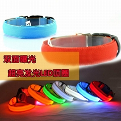 wholesale led dog collar