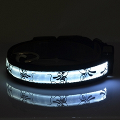 cheap led dog collar led