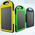 new hot solar power bank solar mobile