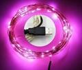 電商爆款 USB銅線燈串 充電