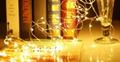 電商爆款 USB銅線燈串 充電寶DC5V燈串 led防水銅線燈 11