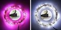 電商爆款 USB銅線燈串 充電寶DC5V燈串 led防水銅線燈 2
