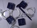 跨境電商熱銷 銅線燈太陽能燈串 戶外花園防水串燈 19