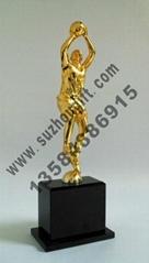 苏州水晶奖杯