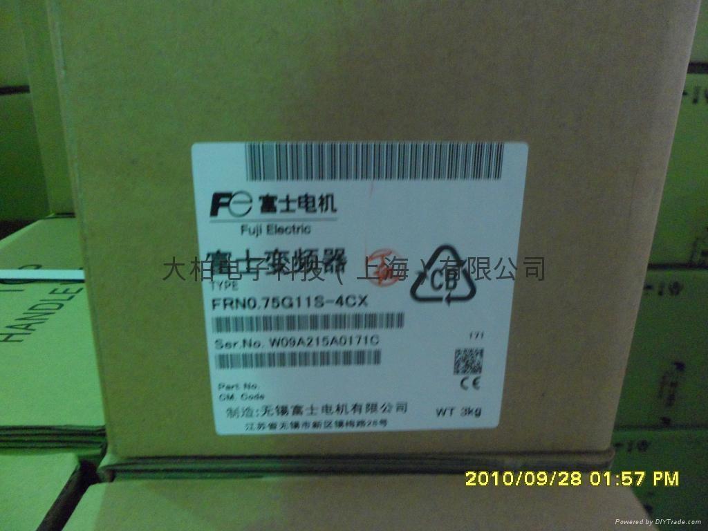 富士變頻器FRN1.5E1S-7C 3
