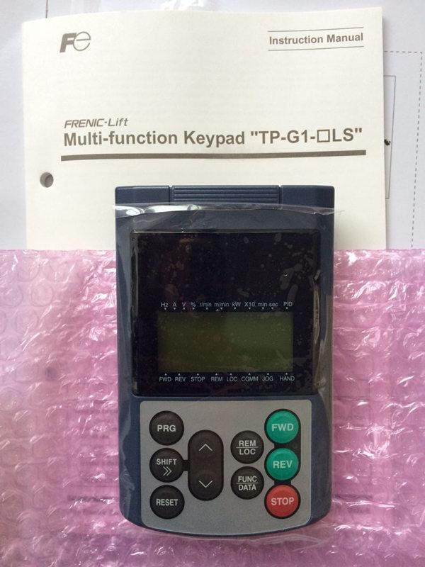 TP-G1-CLS,富士电梯变频器手操器 5