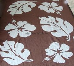 竹纤维提花浴巾 毛巾