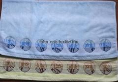 Bamboo velvet towel