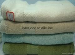 竹纤维套巾