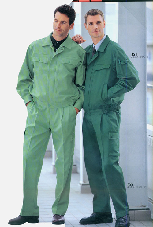 职业服装 1