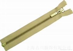 供應上海正品YKK5號拉鍊