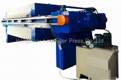 Leo Filter 1500 Plate Automatic Chamber Filter Press