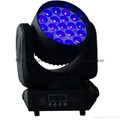 19X12W LED MOVING WASH ZOOM STAGE LIGHT