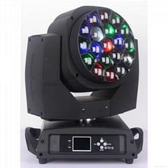 19X15W BIG EYE Moving Head Light with Zoom Pixel control Function