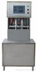雙頭液體微量灌裝機
