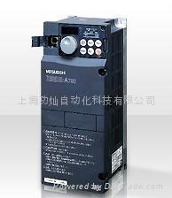 三菱变频器FR-E740 1
