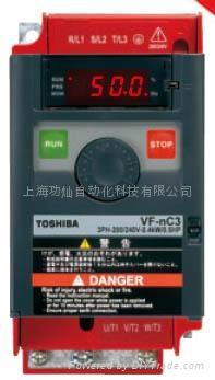 东芝变频器VF-AS1 4