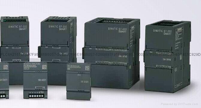 SIMATIC S7-200 SMART CPU 模块 3