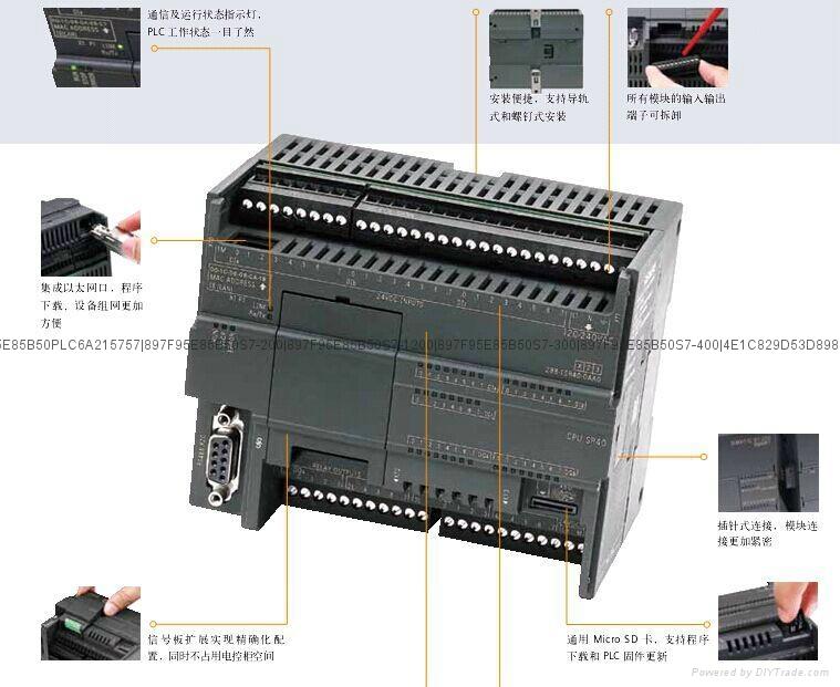 SIMATIC S7-200 SMART CPU 模块 5