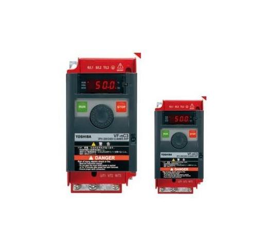 TOSHIBA VF-NC3C(PLUS) 3PH-380/460V-3.7KW 6