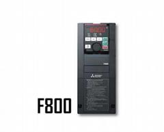 三菱Mitsubishi FR-F800風機水泵型變頻器