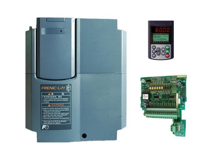 富士西子奥的斯电梯型变频器 FRN11LM1S-4X01 1
