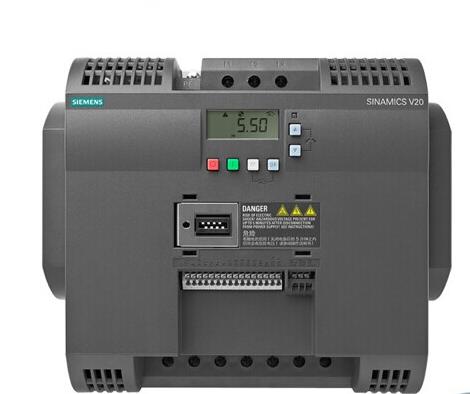 SINAMICS V20 成本最小化变频器 2