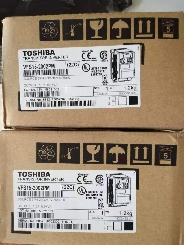 TOSHIBA东芝VFNC3C-4022P变频器 3